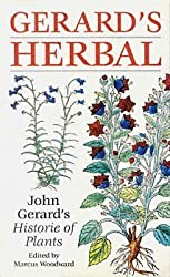 Gerard's Herbal: The History of Plants