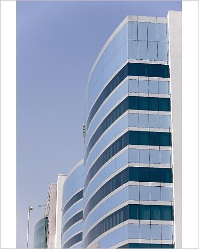 photographic-print-of-accenture-buildings-in-hi-tech-city-hyderabad-andhra-pradesh-state-india