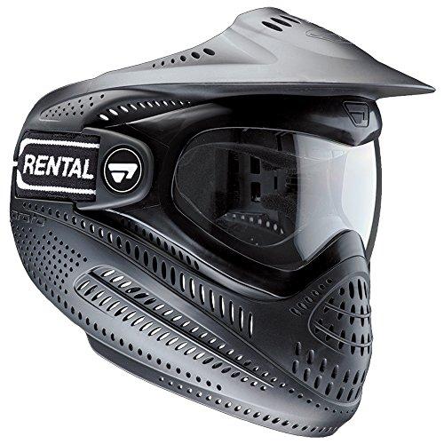 Preisvergleich Produktbild PROTO Erwachsene Maske Rental, Black, One size, 40040001