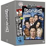Scrubs: Die Anfänger - Die komplette Serie, Staffel 1-9