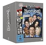 Scrubs: Die Anfänger - Die komplette Serie, Staffel 1-9 (31 Discs) hier kaufen