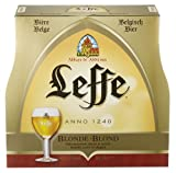 NDT24™ - Leffe Blond 8 x 330 ml. Belgisches Abtei Bier