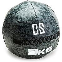 Capital Sports Restricamo Balón medicinal PVC 9 Kg (entrenamiento del core a84342b08db3