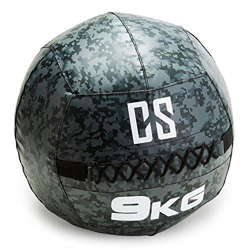 Capital Sports Restricamo Balón Medicinal PVC 9 Kg