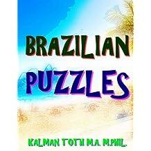Brazilian Puzzles: 120 Portuguese Word Search Puzzles