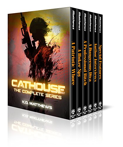 Cathouse: The Complete Series (The Cathouse Series Book 5) (English Edition)