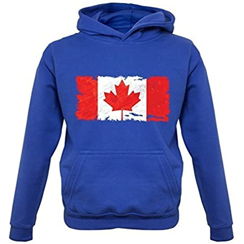 Canada Grunge Stile Bandiera - Bambini /