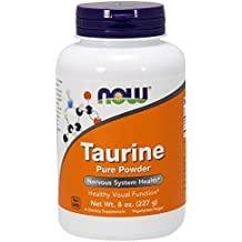 Now Foods Taurine Powder Standard - 227 gr