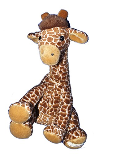 doudou-peluche-girafe-marron-sam-anna-club-plush-h-26-cm
