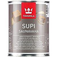 TIKKURILA SAUNAVAHA SUPI pour Protection DE Sauna 900 ML   Transparent