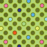 Unbekannt Softshell Circle Colours – apfelgrün —