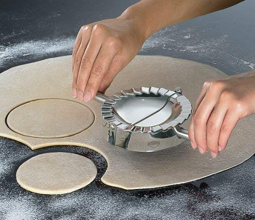 Küchenprofi Ravioliformer Edelstahl, groß - 5