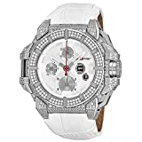 Snyper Mens 43mm Alligator Leather Band Steel Case Automatic Watch 10.150.700