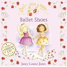 Princess Poppy: Ballet Shoes (Princess Poppy Book & CD) by Janey Louise Jones (2007-06-07)