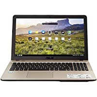 "Asus P541UA-GQ1349 Notebook, Display da 15.6"", Processore i3-6006U, 2 GHz, HDD da 500 GB, 4 GB di RAM, Nero [Layout Italiano]"