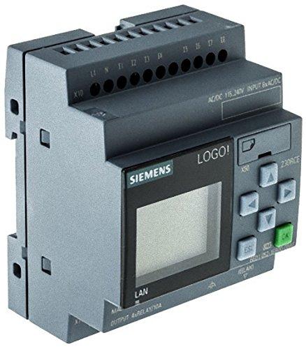 Preisvergleich Produktbild Siemens Indus.Sector LOGO!8 6ED1052-1FB00-0BA8 8DE/4 DA LOGO Logikmodul 4034106029357