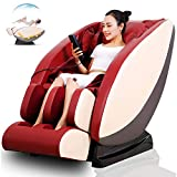 ACC Electric Massage Chair, Space Capsule Neck Full Body Kneading Electric Massager Smart