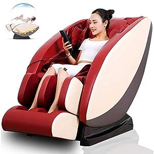 Acc Elektrischer Massagestuhl Raumkapsel Hals Ganzkrper Kneten Elektrischer Massagegert Smart Sofa Stuhl Shiatsu Rollen Vibration Beruhigende Hyperthermie
