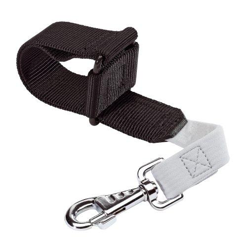 hundeinfo24.de Ferplast 75640017 Sicherheitsgurt DOG TRAVEL BELT, für Hunde, Breite 4c0 cm, Länge 50 cm, schwarz