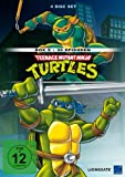 Teenage Mutant Ninja Turtles - Box 5 [4 DVDs]