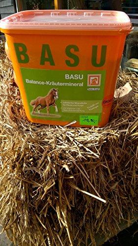 Balance - Kräutermineral 8kg Eimer Pelletiertes Mineralfutter mit Vitaminen und Kräutern für Pferde und Ponys