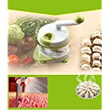 ELECTROPRIME Hand Food Processor Chopper Slicer Fruits Vegetables Shredder Grater Green