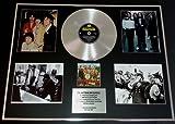 THE BEATLES/GIGANTIC Platin-Schallplatte/RECORD & Foto-Darstellung/Limitierte Edition/COA/SGT. PEPPER'S LONELY HEARTS CLUB