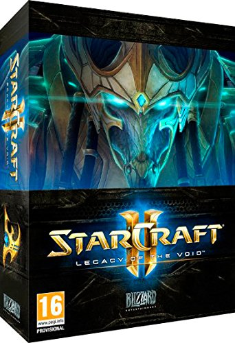 Starcraft 2: Legacy of the Void [PC]
