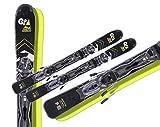Snowblades Race Shorty 99cm+Tyrolia Sicherheitsbindung