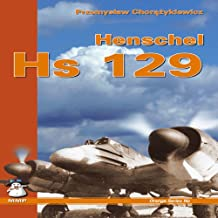 Henschel HS 129 (Orange Series, Band 8110)