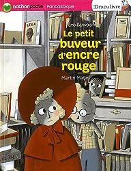 PETIT BUVEUR D'ENCRE ROUGE