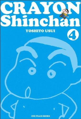 Crayon Shinchan Volume 4