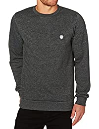 ELEMENT - - Homme - Sweat Col Rond Protected Gris Anthracite pour homme