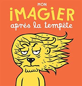 vignette de 'Mon imagier après la tempète (Eric Veillé)'