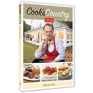 Cook's Country: Season 5 [DVD] [2008] [Region 1] [US Import] [NTSC]