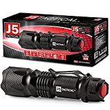 300 Lumen J5 Tactical V1-Pro Flashlight - The Original 300 Lumen Ultra Bright