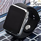 3Keys Bluetooth Smart Watch K13Keys Blue...