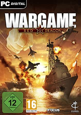 Wargame: Red Dragon [PC Steam Code]