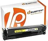 Bubprint Toner kompatibel für HP CF402 X 201X für Color Laserjet Pro M252DW M252N M274N M274DN MFP M277DW MFP M277N 2300 Seiten Gelb