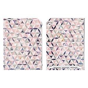 Disagu SF-sdi-3482_1227 Design Schutzfolie für Nintendo Wii stehend Motiv Buntes Muster 04″ klar