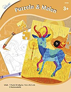 Mammut 157005-Juego de Manualidades para niños
