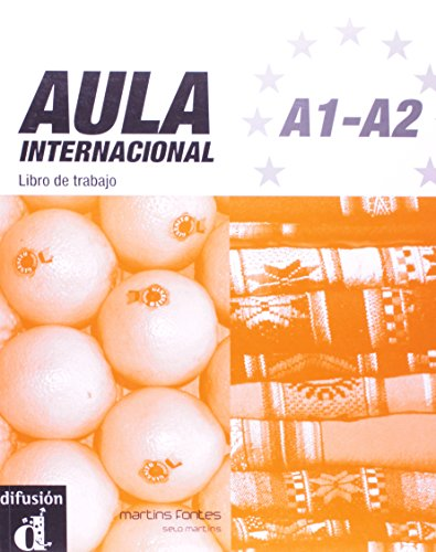 Aula Internacional A1-A2. Libro de Trabajo (Em Portuguese do Brasil)