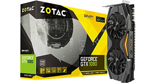 Zotac zt-p10800 C-10p GeForce GTX 1080 AMP. Edition Gaming Grafikkarte