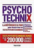 PsychotechniX - La référence ultime pour réussir les tests psychotechniques: Concours et Examens, Fonction publique, Ecoles de commerce, Armées, Recrutements...