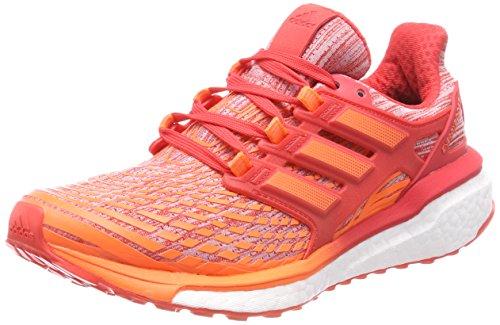 Adidas Energy Boost W, Zapatillas de Trail Running para Mujer, Naranja (Naalre/Naalre/Roalre 000), 39 1/3 EU
