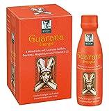 BADERs Guarana Energie Shots aus der Apotheke. Mit Guarana Koffein, Vitamin B 12 und Magnesium. 4 x 60ml. Fruchtig-kaffeeähnlicher Geschmack. Pharmazentralnummer: 11339718