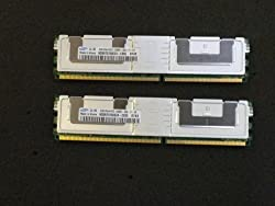 Samsung 4GB 2X 2GB DDR2 PC2-5300FB-DIMM 240Pin 667MHz Server M395T5750EZ4-CE6