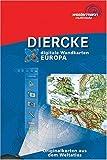 Diercke digitale Wandkarten, Europa, CD-ROM Für Windows 98/NT/2000/XP. 5.-13. Schuljahr. Originalkarten aus dem Diercke Weltatlas zum Thema Europa