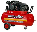 Mecafer 425215 Compresseur 100 L 2 hp v fonte