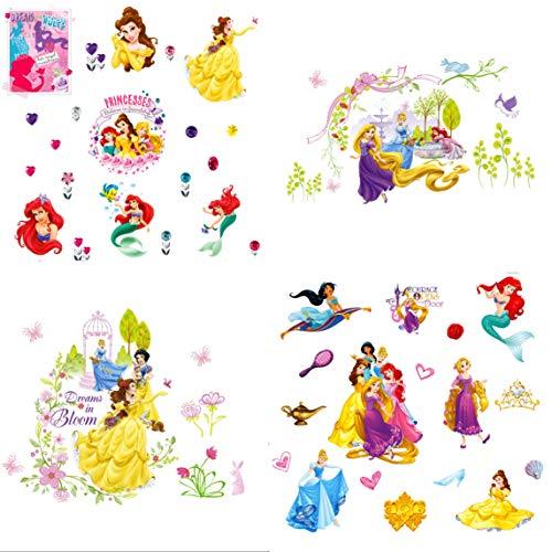 Wandtattoo Prinzessin Disney Wandsticker Disney Prinzessin Wandtattoo Prinzessin Kinderzimmer Wandaufkleber Kinderzimmer Prinzessin Wandsticker Aufkleber Disney Prinzessin (Wandsticker Mädchen Disney Für)